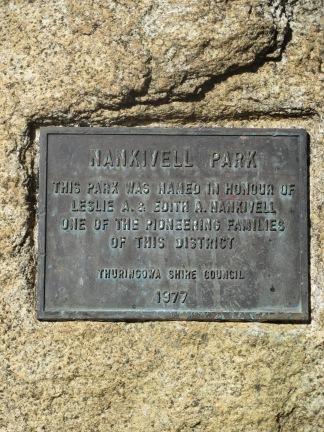 1977 plaque