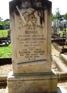 In Loving Memory of George