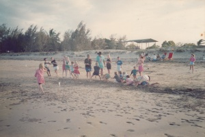 1990 Tug-of-war.