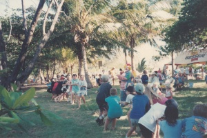 1993 Reef Street carpark