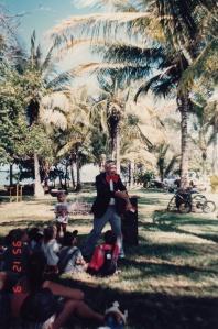 1995 A magician